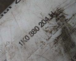 Подушка безопасности Volkswagen Golf 5 в торпедо 1K0880204H - купить в Минске