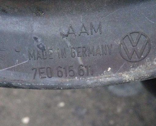 Пыльник тормозного диска Volkswagen T4 заднего 7E0615611 - купить в Минске