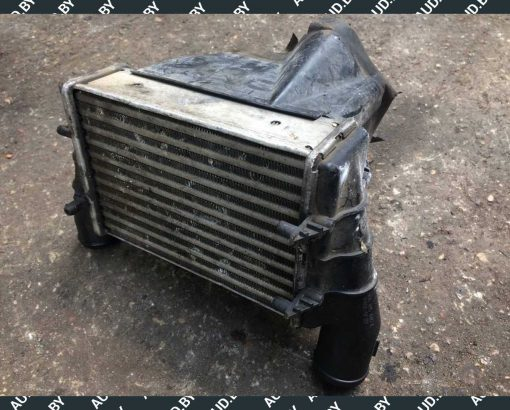 Радиатор интеркулера Volkswagen Passat B5 058145805C - купить в Минске