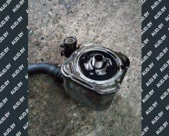 Радиатор масляный 2.5 TDI 059117021B - купить на разборке в Минске