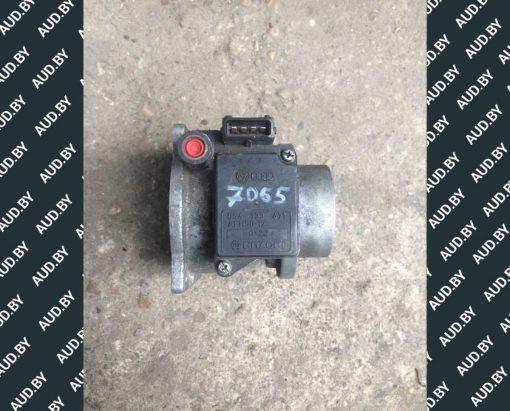Расходомер воздуха Audi 054133471 - купить на разборке в Минске