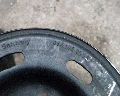 Шкив коленвала 1.6 бензин 06A105255E - купить в Минске