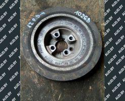 Шкив коленвала 1.9 TDI 028105243K - купить на разборке в Минске