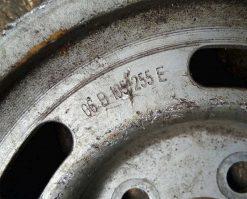 Шкив коленвала Audi, Volkswagen 1.6 06B105255E - купить в Минске