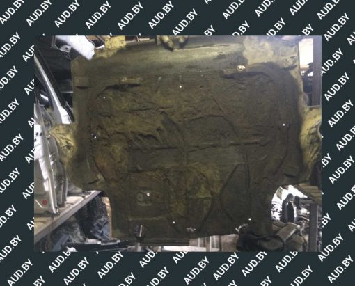 Защита двигателя Volkswagen T5 - купить на разборке в Минске