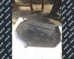 Защита ремня ГРМ 2.4-2.8 бензин 078109123Q - купить в Минске