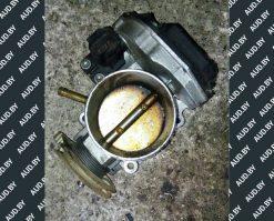 Заслонка дроссельная 2.4-2.8 бензин 078133063AK - купить в Минске