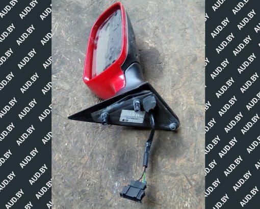 Зеркало боковое Skoda Octavia A4 правое электрическое 1U2857502A - купить в Минске