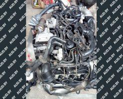 Двигатель BPP 2.7 TDI Audi A6 C6 - купить на разборке в Минске