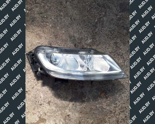 Фара Volkswagen Phaeton правая 3D1941018P - 3D0909157 - купить в Минске
