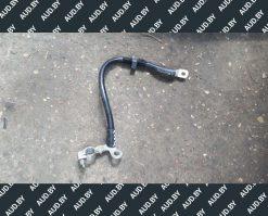 Кабель аккумуляторный Volkswagen Phaeton минусовой 3D0971235AC - купить в Минске