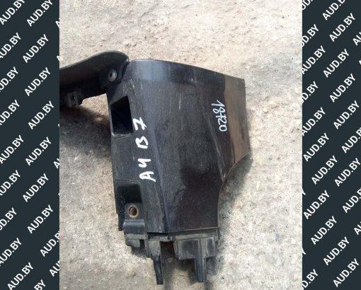Накладка на порог Audi A4 B6 / B7 задняя правая 8E0853580C - купить в Минске