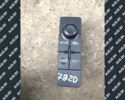 Блок управления навигацией Audi A6 C5 4B0919719 - купить в Минске