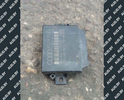 Блок управления парктрониками Audi A6 C6 4F0919283F - купить в Минске