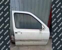 Дверь Volkswagen Golf 3 передняя правая белая - купить в Минске