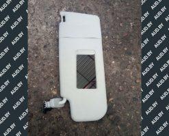 Козырек солнцезащитный Seat Altea левый 6Q0857551F - купить в Минске