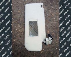 Козырек солнцезащитный Seat Altea правый 5P0857552A - купить в Минске