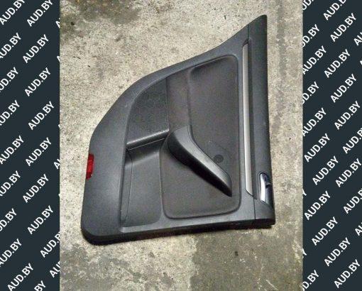 Обшивка двери Фольксваген Гольф 5 задняя левая хетчбек 1K6867211FA - купить в Минске