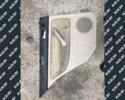 Обшивка двери Volkswagen Golf 4 задняя левая хетчбек 1J6867209 - купить в Минске