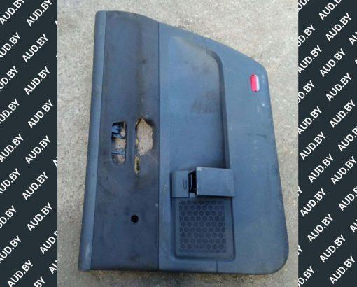 Обшивка двери Volkswagen Sharan задняя правая 7M3867210 - купить в Минске