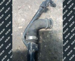 Патрубок картерных газов 058133785B - купить на разборке в Минске