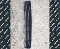 Решетка переднего бампера Ауди А4 Б5 центральная 8D0807683 - купить в Минске