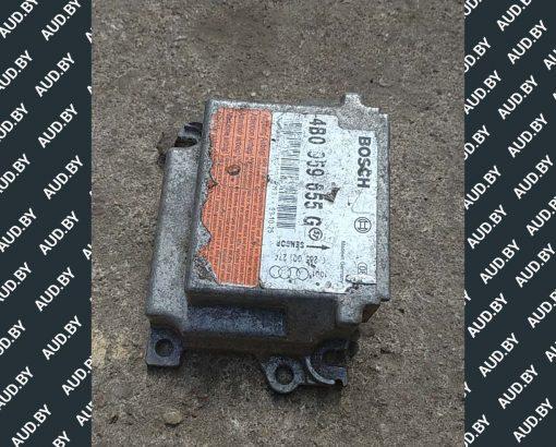 Блок управления AIR BAG 4B0959655G - купить на разборке в Минске