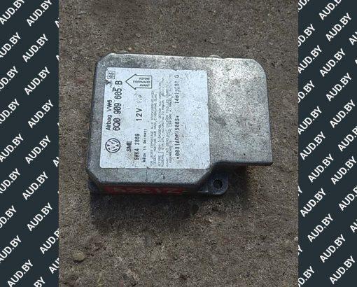 Блок управления AIRBAG 6Q0909605B - купить на разборке в Минске