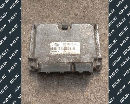 Блок управления двигателем 038906018AE - купить в Минске