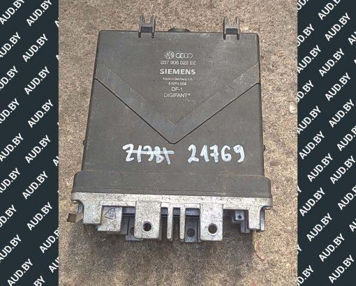 Блок управления двигателем Audi 80 B4 037906022EE купить в Минске