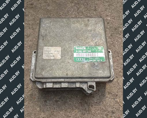 Блок управления двигателем Audi 80 B4 8A0907401B - купить в Минске