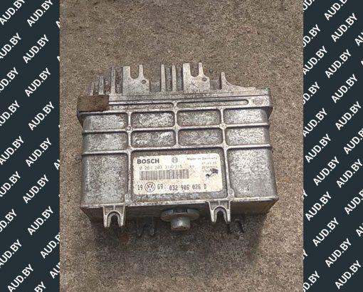 Блок управления двигателем Volkswagen Golf 3 1.6 032906026D - купить в Минске