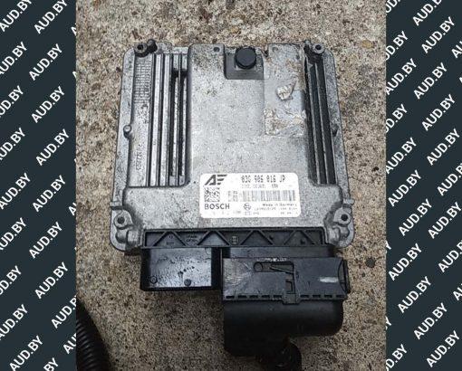 Блок управления двигателем Volkswagen Sharan 2.0 TDI 03G906016JP
