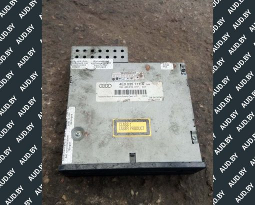 CD DVD changer Audi A6 C6, A8 D3 4E0035111A купить в Минске