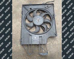 Диффузор вентилятора радиатора Volkswagen T5 7H0121207 - купить в Минске