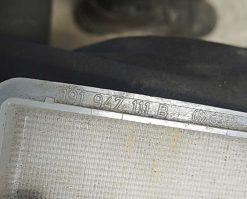 Фонарь салона Volkswagen Golf 2 191947111B - купить в Минске