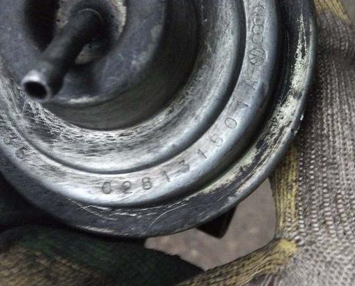 Клапан EGR 028131501A - купить на разборке в Минске