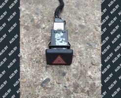 Кнопка аварийки Audi A4 B6 / B7 8E0941509 - купить в Минске