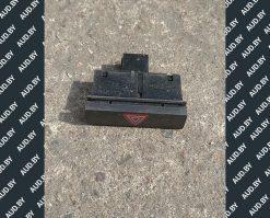 Кнопка аварийки Audi A6 C6 4F0941509 - купить на разборке в Минске