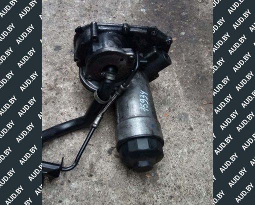 Корпус масляного фильтра 2.5 TDI 059115405C - купить на разборке в Минске