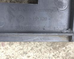 Крепление заднего бампера Volkswagen Passat B5 левое седан 3B5807393C - купить в Минске