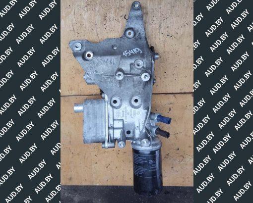 Кронштейн генератора, кондиционера и масляного фильтра 06J903143AH - купить на разборке в Минске