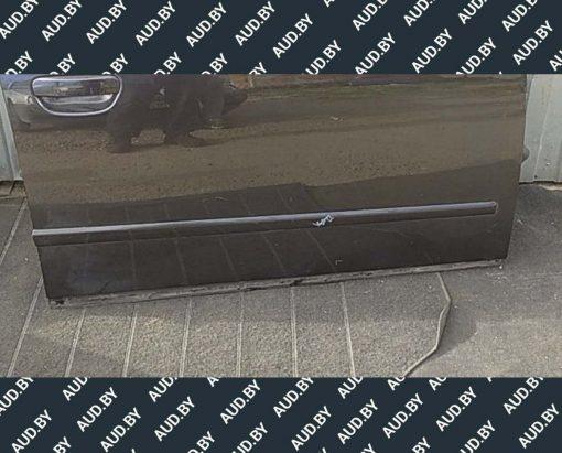 Молдинг двери Audi A4 B7 S-line передний правый - купить в Минске