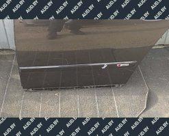Молдинг двери Audi A4 B7 S-line задний левый - купить в Минске