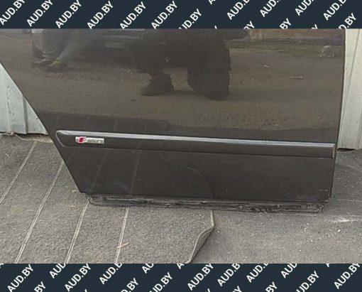 Молдинг двери Audi A4 B7 S-line задний правый - купить в Минске