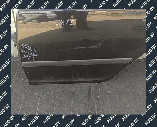 Молдинг двери Skoda Octavia A5 задней левой - купить в Минске