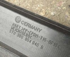 Молдинг двери Volkswagen Passat B5 задний правый 3B0854940B - купить в Минске