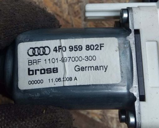 Моторчик стеклоподъемника Audi A6 C6 задний правый 4F0959802F