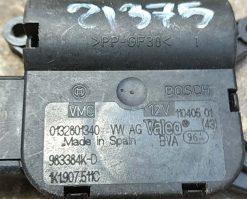 Моторчик заслонки печки 1K1907511C - купить на разборке в Минске