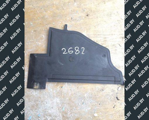 Накладка на панель приборов Volkswagen Passat B3 357863081B - купить в Минске
